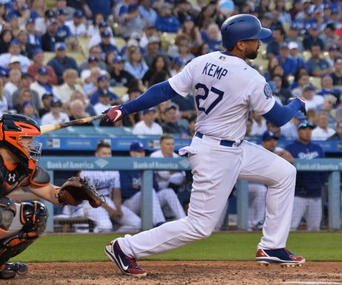 After Friday rainout, Giants, Dodgers face off Saturday