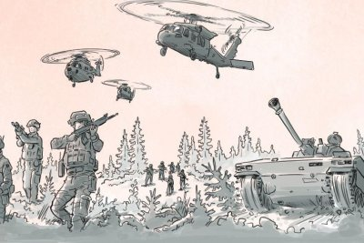 Sweden distributes war pamphlets to public for first time since 1960s