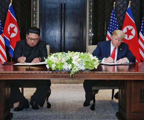 Full text: Statement from Donald Trump, Kim Jong Un after summit