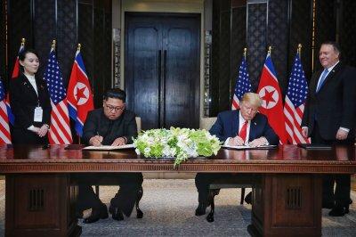 Full text: Statement from Donald Trump, Kim Jong Un after summit