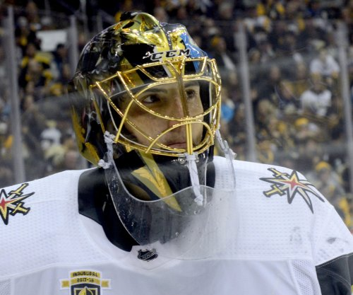 Golden Knights lock up Fleury with $21M extension