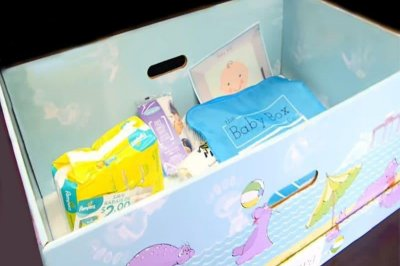 Experts issue warning about 'baby boxes'