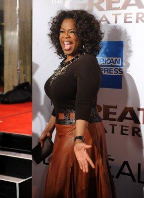Oprah, Rhimes top black moneymakers list