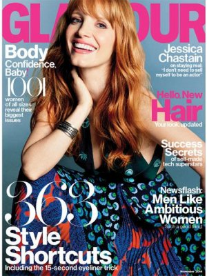 Jessica Chastain talks bullying, says she was called 'ugly' everyday at school
