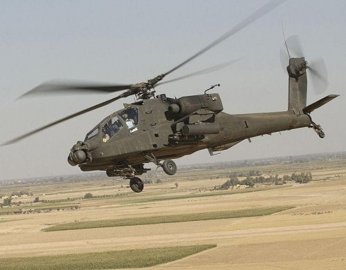 Advanced targeting, piloting systems for Apaches ordered for Qatar