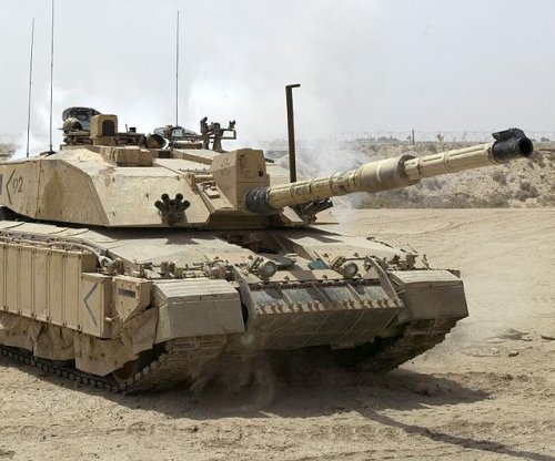 BAE Systems gets support contract for British Army vehicles