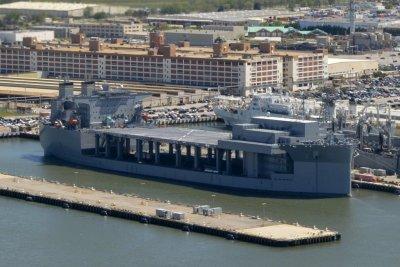 GenDyn NASSCO begins constructing 5th ESB ship