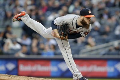 Dallas Keuchel stays perfect, Houston Astros bludgeon Texas Rangers
