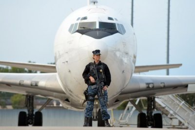 IAP awarded contract by Navy for services on E-6B Mercury