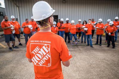 Home Depot giving $50M to help shore up U.S. labor gap