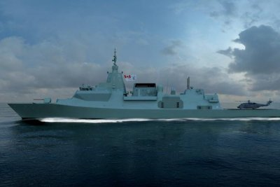 Lockheed contracts BAE for Type 26-variant ships for Canada