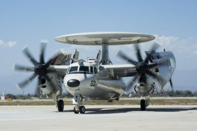 Rockwell Collins tapped for E-2D Hawkeye trainer systems