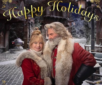 Kurt Russell, Goldie Hawn return in 'Christmas Chronicles 2' photo