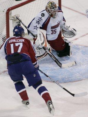 Russia puts NHL stars on Olympic team