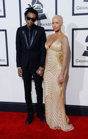 Amber Rose implies Wiz Khalifa was unfaithful