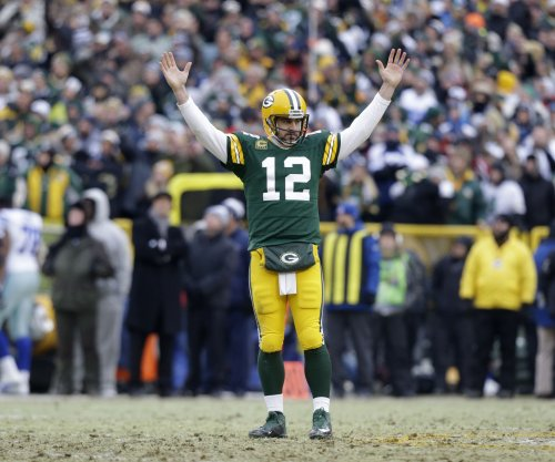 Aaron Rodgers named 2014 PFWA MVP
