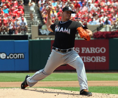 Aggressive Miami Marlins down Washington Nationals