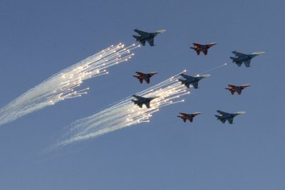 U.S. monitoring reports of Russian troops in Syria