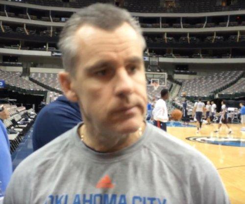 Oklahoma City Thunder roll over Dallas Mavericks