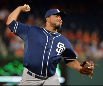 Philadelphia Phillies sign reliever Joaquin Benoit to 1-year pact