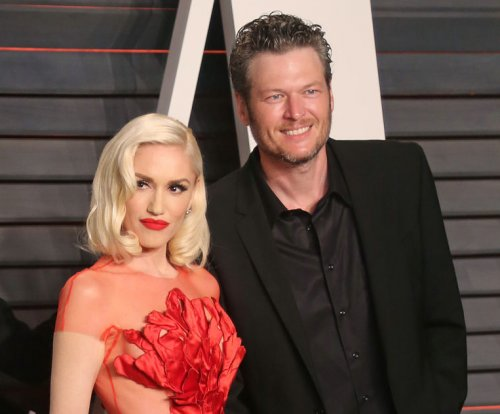 Gwen Stefani says working with Blake Shelton on 'The Voice' is 'so fun'