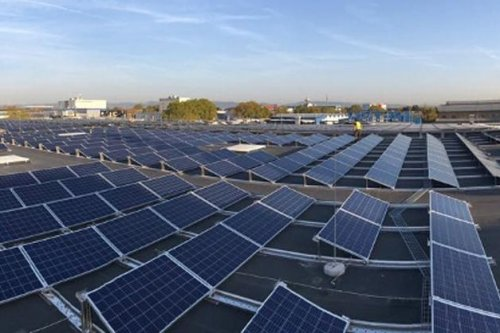 German utility sees potential in rooftop solar
