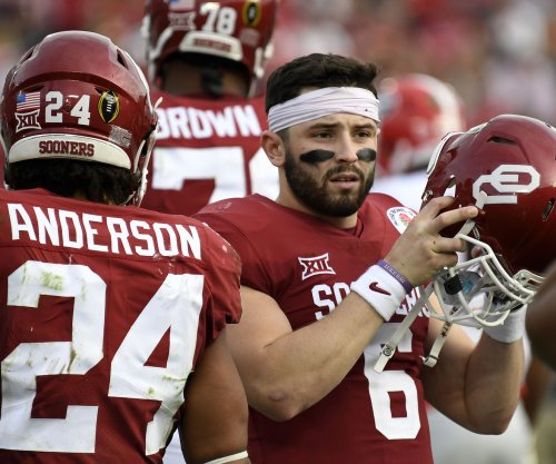 Senior Bowl: Baker Mayfield brings swagger to North practice