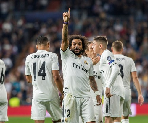 Champions League: Marcelo, Benzema help Real Madrid to win