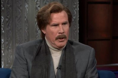 Will Ferrell brings Ron Burgundy to all late night shows