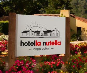 Pop-up Hotella Nutella offers a hazelnut-themed experience