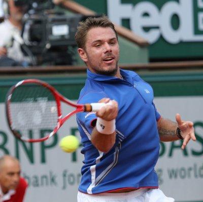 Wawrinka ousts Murray, reaches U.S. Open semifinals