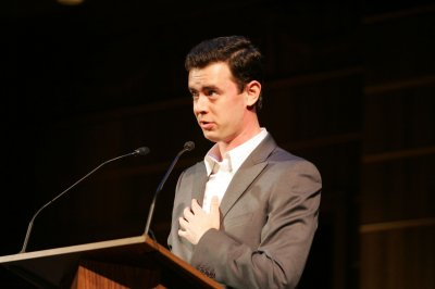 Colin Hanks marries Samantha Bryant
