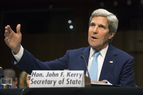 Kerry says message to Assad on chemical weapons is 'never means never'