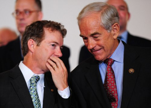 Rand Paul to GOP: Our party's gone crazy and we're offending people
