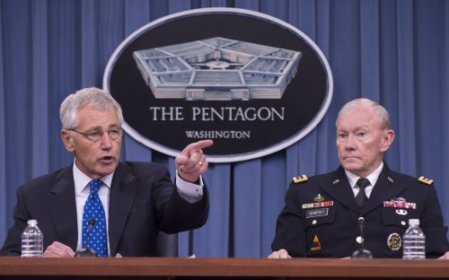 Hagel: Islamic State 'beyond anything that we've seen' and an 'imminent threat'