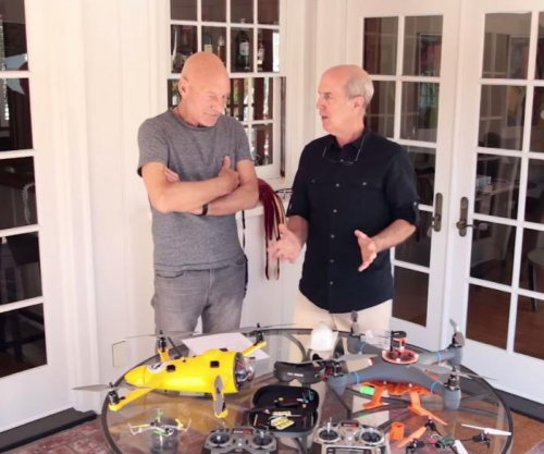 Patrick Stewart endorses Snotbot whale research drone
