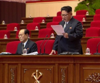 Source: Kim Jong Un expelled drunk North Korea official during party congress