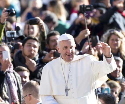 Pope Francis grants 'all priests' power to forgive abortions for next year