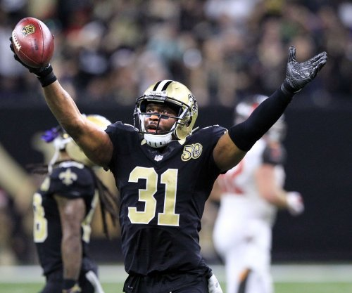 Jairus Byrd working out for San Francisco 49ers