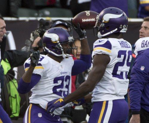 Minnesota Vikings sign cornerback Xavier Rhodes to contract extension