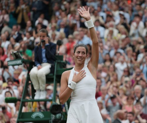2017 U.S. Open: Garbine Muguruza breezes to opening-round win