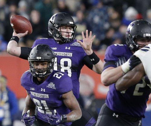 Northwestern upsets No. 16 Michigan State in 3OT