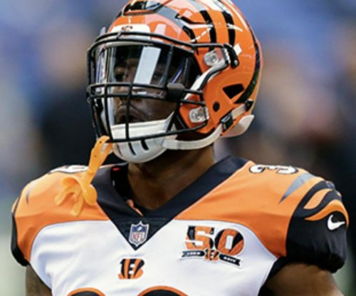 Jarveon Williams: Cincinnati Bengals promote practice squad RB with Joe Mixon out