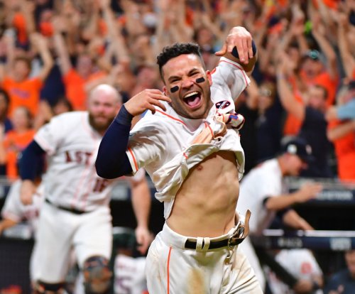 UPI's Kevin Dietsch wins first place for Astros photo