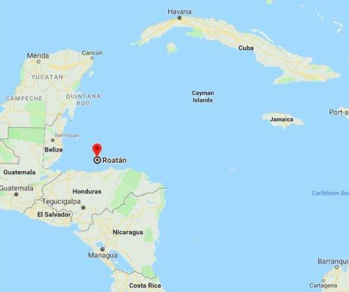 4 Americans, 1 Canadian killed in plane crash off Honduras coast