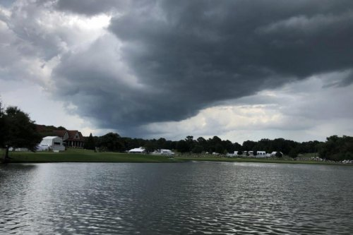 Lightning strike injures 6 at PGA Tour Championship
