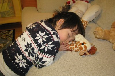 Too little sleep increases kids' risk for mental health conditions