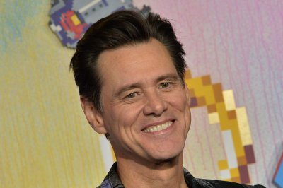 Jim Carrey says book 'Memoirs and Misinformation' is about 'persona'