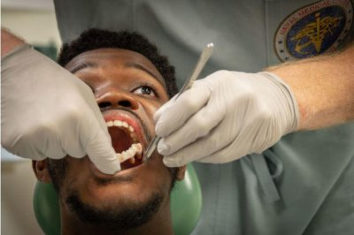 Marine Corps corporal gets 3D-printed teeth with jaw reconstruction