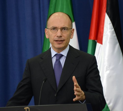 Letta says Berlusconi ruling will have no effect on Italian government